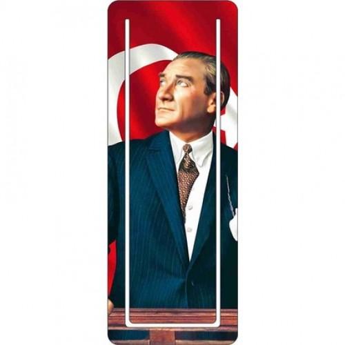 M.Kemal Atatürk Kitap Ayracı